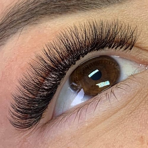 Lash lifting training